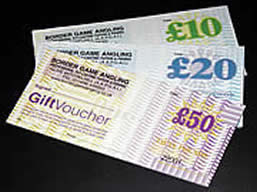 All Gift Vouchers come with a presentation card for your personalised message