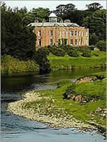 Warwick Hall on the River Eden