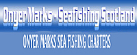 Onyer Marks Sea Fishing Scotland.